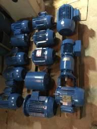 Motores elétricos trifásico