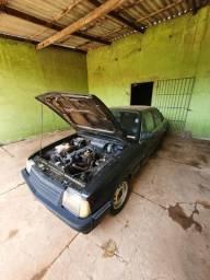 Chepala 4cc - Chevette com motor de Opalla 4cc Álcool