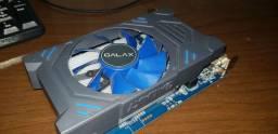Placa de vídeo GT 730 2gb gddr5 GALAXY