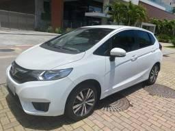 Honda Fit EXL top de linha único dono