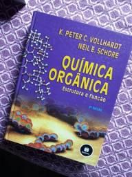 Livro Química Orgânica Vollhardt (quarta edição)