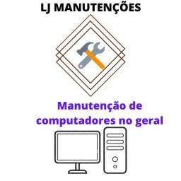 Formatação de computadores - Assistência em geral