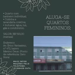 Quartos Femininos