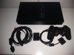 Playstation 2 Fat completo