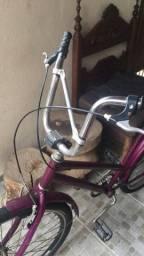 Bicicleta Poti aro 26 usada, em bom estado