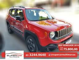Jeep Renegade 4x4 Diesel 2.0 - 2016