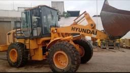 Pá Carregadeira Hyundai Hl757-7