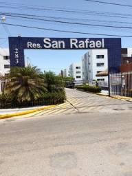 Alugo apartamento com 2 quartos no San Rafael, em Petrolina. Condomínio incluído