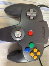 Controle Original  Novo Nintendo 64