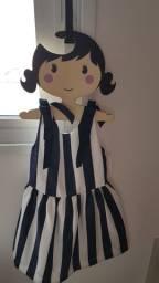Vendo vestido infantil novo com etiqueta