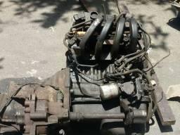 Motor caixa ford 200 todos em perfeito estado