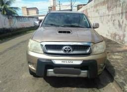 Hilux srv 3.0 manual 4x4 ano 2006 valor 60000