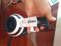 Fone Headset Gamer 7.1 Knup KP-400
