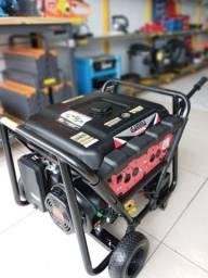 Gerador de anergia gama 750 watss a gasolina monofasico 7.500ve