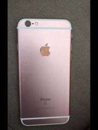 Troco iPhone 6s 64gb Rose