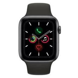 Apple watch cinza série 5 44mm SEMINOVO garantia Apple