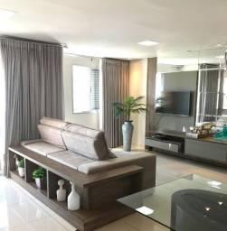 Apartamento no Condomínio Harmonia - Andar alto - Ao lado do Shopping Pantanal