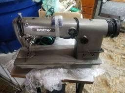 Maquina de costura Elgin Brother DB2-B755-3