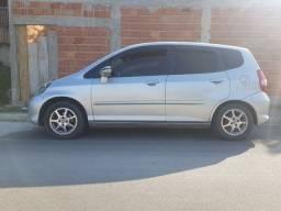Honda Fit 2008 1.5 aumatico inteiro