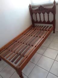 Vendo cama rústica