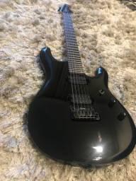 Guitarra Sterling John Petrucci Black Piano impecável