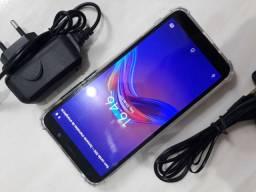 Motorola Moto E6 Play de 32 Gb Com Biometria Na Cor Cinza Completo Novinho...