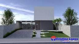 CA-Vendo casa nova no Terras Alphaville