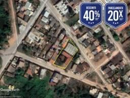 EF) JB12685 - Imóvel Comercial com 1.308,55m² na cidade de Divinópolis em LEILÃO