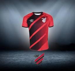 Camisa do Athletico Paranaense Vermelha