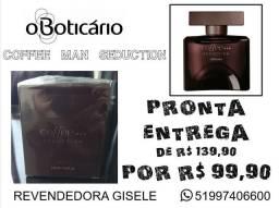 Perfume COFFEE MAN SEDUCTION (O Boticário) Original