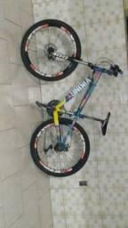 Vendo bike vikingx  aro 26