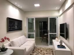 3 quartos, vista mar, nascente, finamente decorado em 110m² em Pituaçu