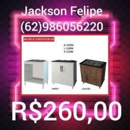 Balcão para cooktop 0,80 cm Super Promoção!!!