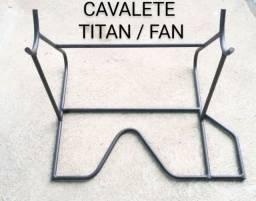 CAVALETE PARA FAN TITAN