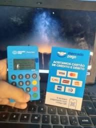 Maquineta Mercado Pago c/ Bluetooth!