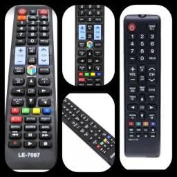 Controle de tv samsung