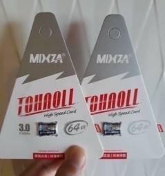 Mixza Tubarão edição Cartão de memória 64 gb tf Cartão Classe 10