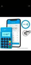 Título do anúncio: Novo versão Point Mini  ME30s<br>Conexão Bluetooth <br>Cartões Com Chip e por Aproximação