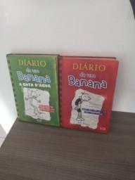 diário de um banana 1 e 3