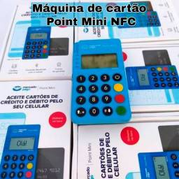 Título do anúncio: Máquina de cartão Point Mini NFC ME30S - pagamento por aproximação
