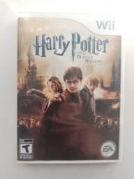 Jogo Harry Potter e as Relíquias da Morte Parte 2 - Nintendo Wii - Mídia Física