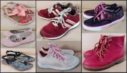 Lotinho(menina)-7 calçados tam:30-31