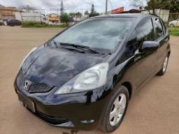 Honda Fit 2010 LX Automatico ( Vendo a vista ou Financiado ) AC,troca