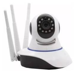 Câmera de Segurança 3 antenas Wifi