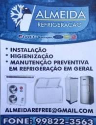 Almeida refrigeração