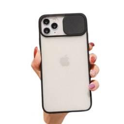 Capa capinha Protege Câmera IPhone 11