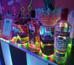 M&G Open Bar para festas e Eventos