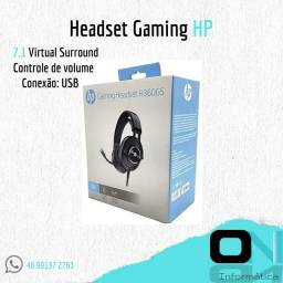 Headset Gaming Hp h360gs 7.1