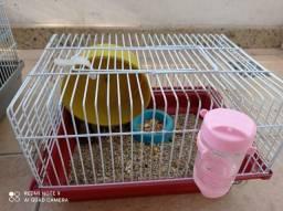 Vendo gaiola de hasmter