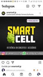 Consertos e manutenção de celulares